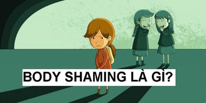 body shaming la gi