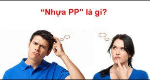 nhua pp la gi