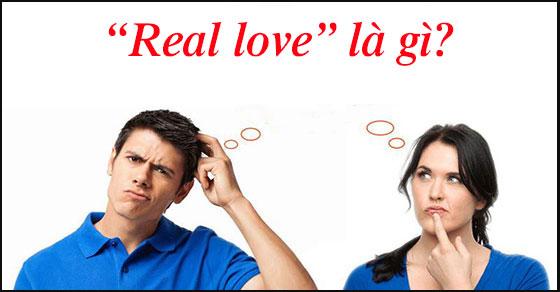 real love la gi